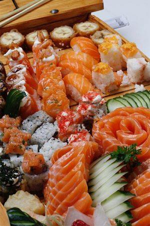 Sushi Okawari